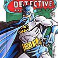 Batman Detective cover