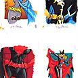 4 Batgirl Batwoman