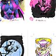 4 Huntress Joker Catwoman