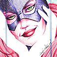 Batgirl Ballpoint