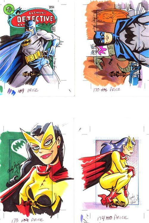 1 Batman Batwoman