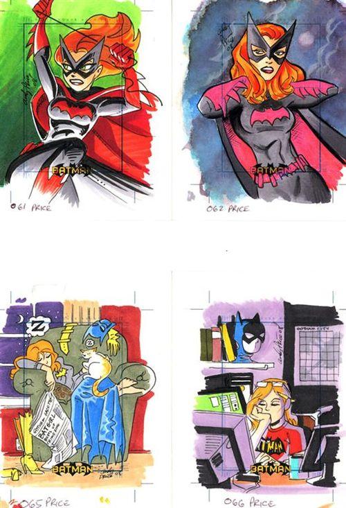1 batwoman Batgirl