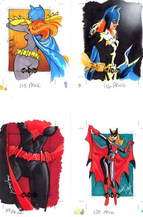 Batgirl batwoman