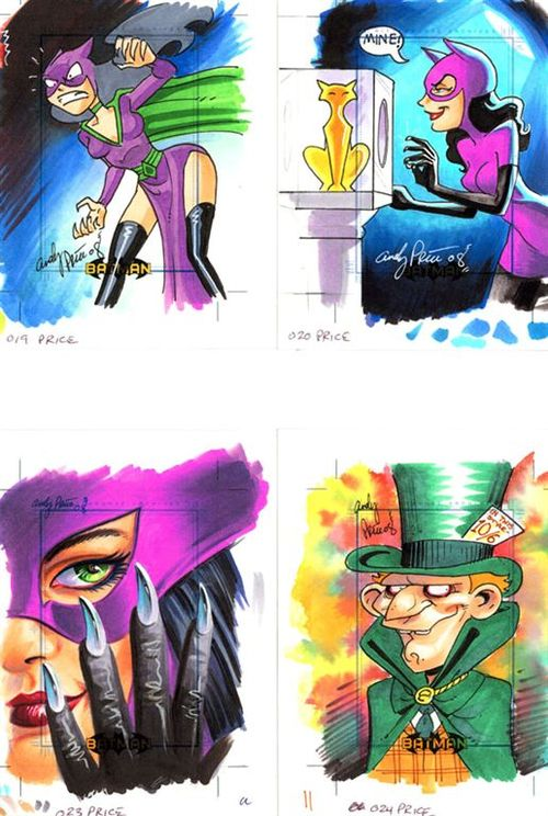 6 Catwoman Hatter