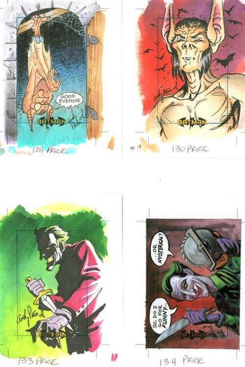 7 Man Bat Joker