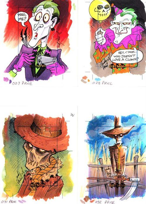 8 Joker Scarecrow