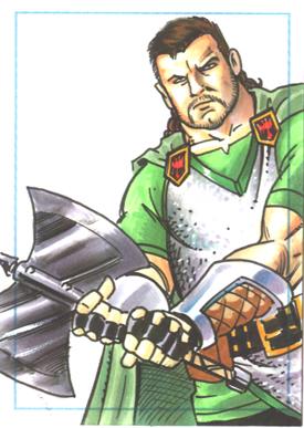 Thorin Blackaxe