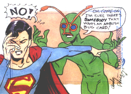 Ambush Bug & Superman