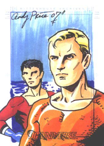 Aquaman & Aqualad
