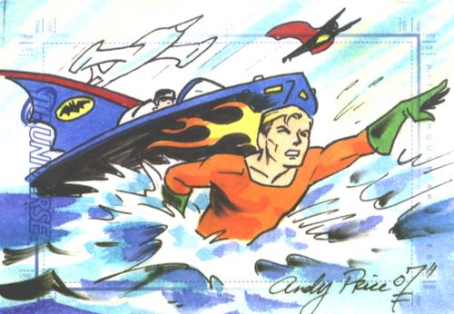 Aquaman & Superfriends