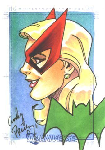 Bat-Girl 1